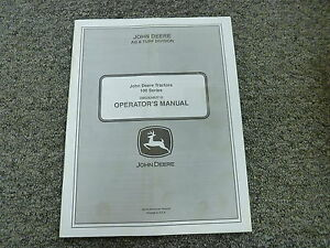 john deere d120 owners manual pdf