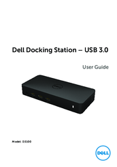 dell d1000 docking station manual