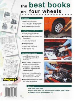 105 series landcruiser workshop manual
