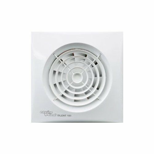 silent 100 extractor fan manual