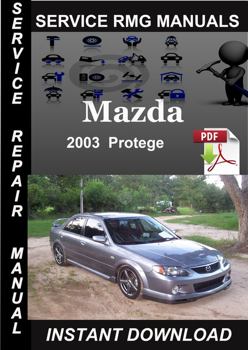 2003 mazda protege owners manual pdf