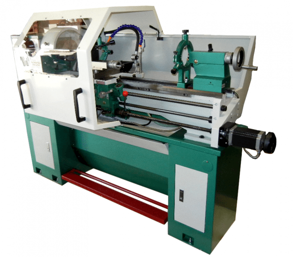 how to convert manual lathe into cnc lathe