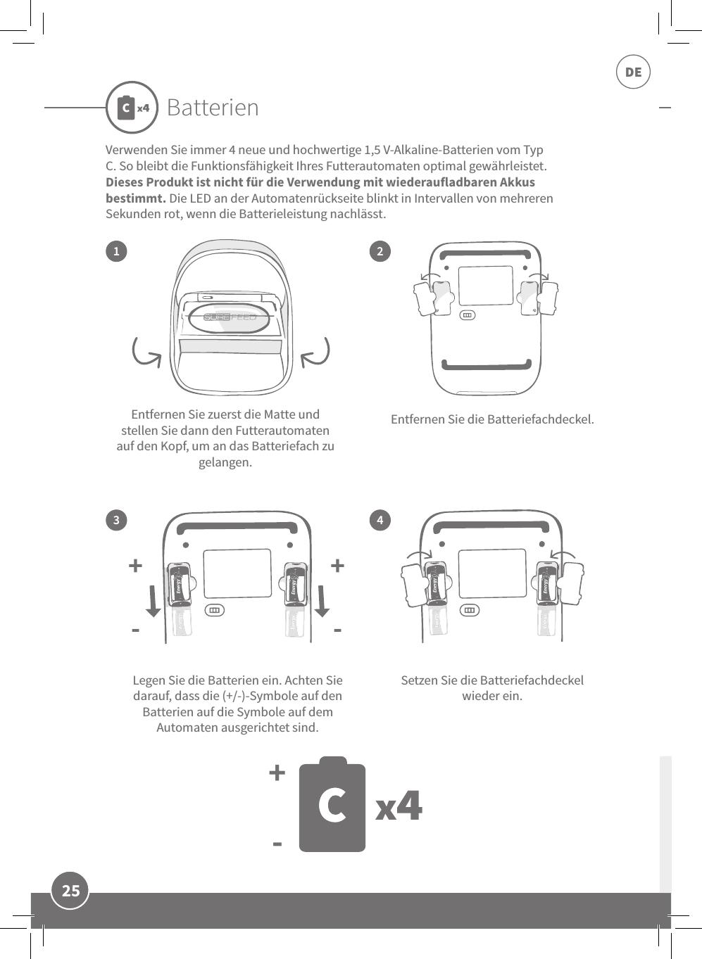 sureflap microchip pet door instruction manual