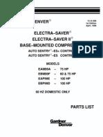 gardner denver electra saver ii manual