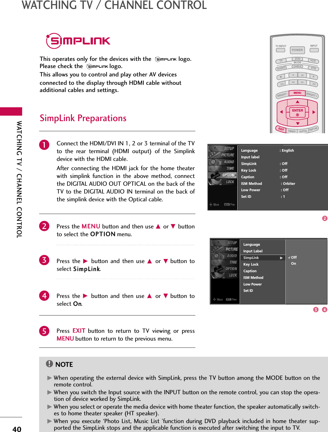 lg plasma tv user manual