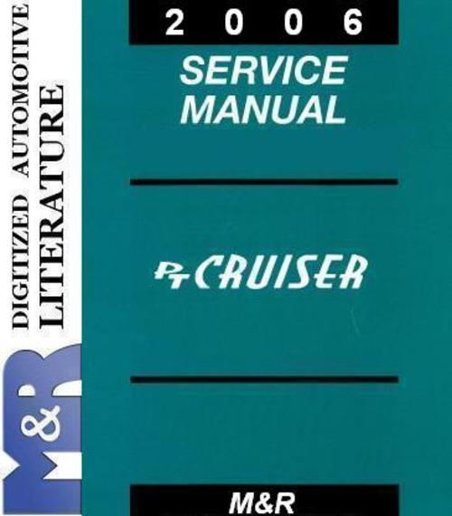 2006 pt cruiser repair manual pdf