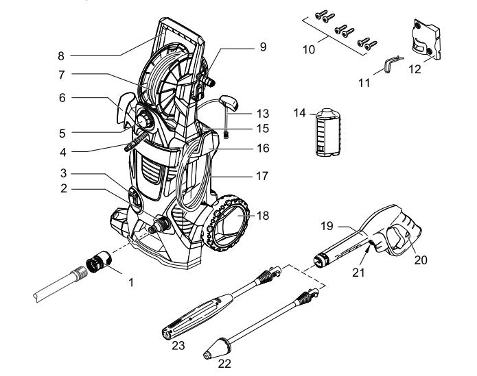 karcher k 2400 hh service manual