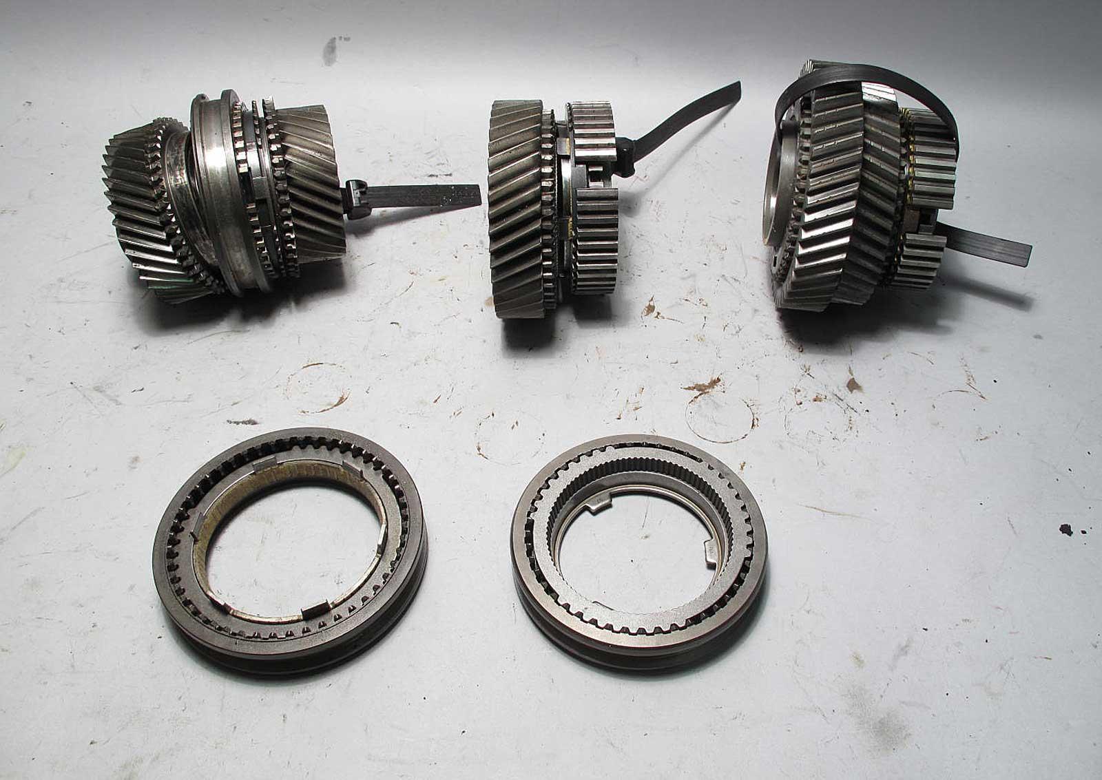 bmw zf 5 speed manual transmission
