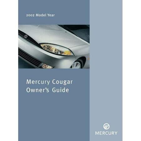 2000 mercury cougar owners manual