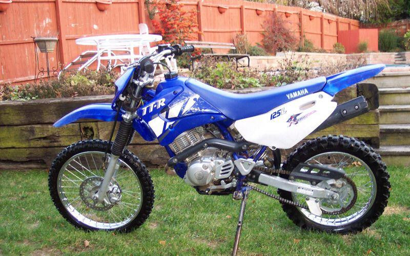 2002 yamaha ttr 125 manual