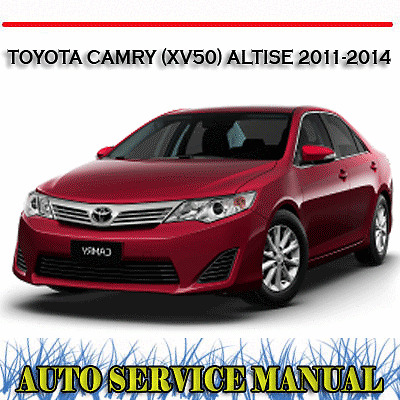 2004 toyota camry repair manual free