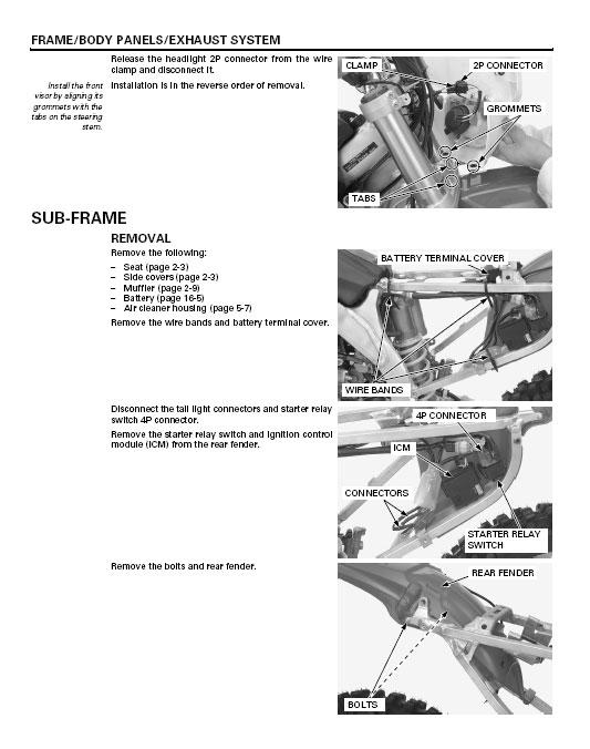 2006 honda st1300 service manual pdf