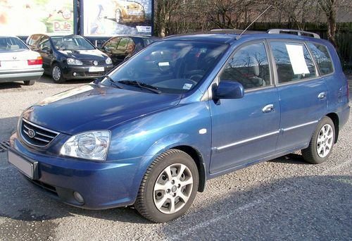 2007 kia rondo owners manual