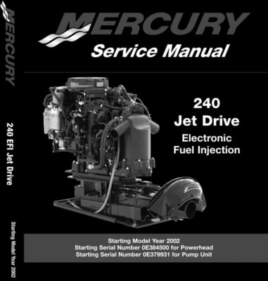 mercruiser 4.3 efi service manual