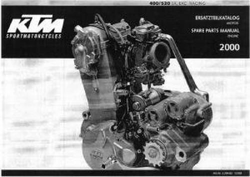 ktm 400 exc repair manual