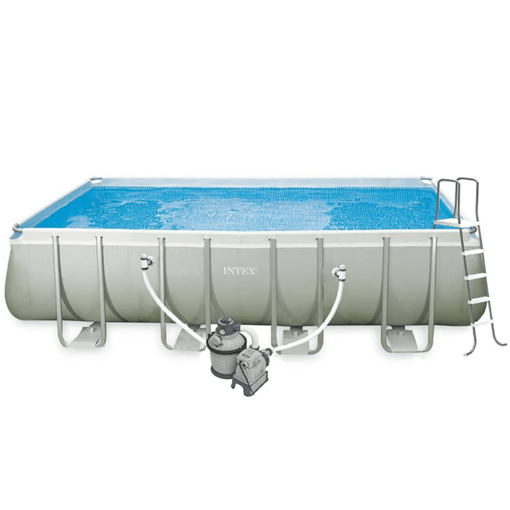 intex ultra frame pool manual pdf