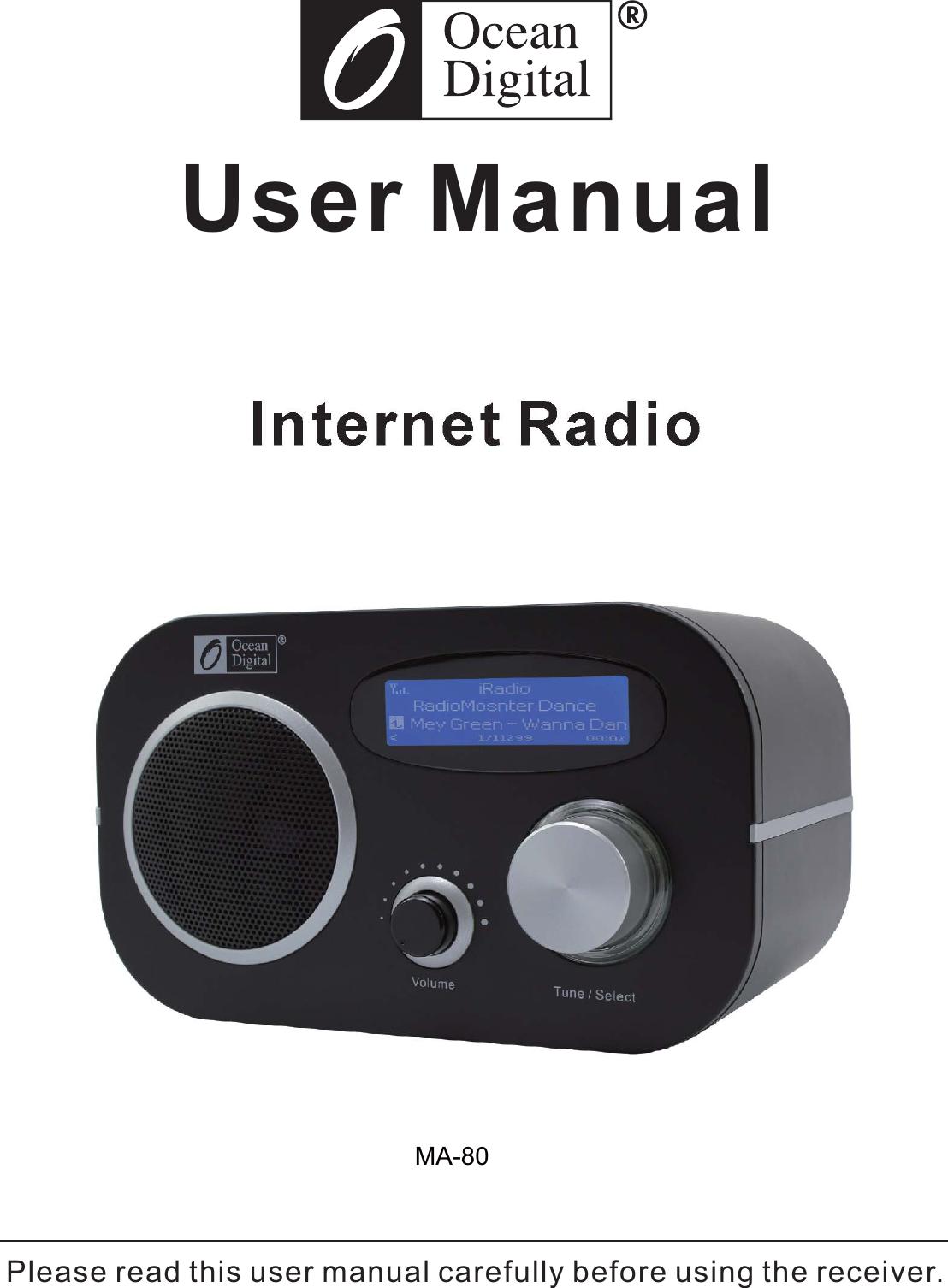 ocean digital wr 200 manual