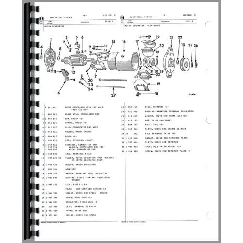 cub cadet parts manual pdf