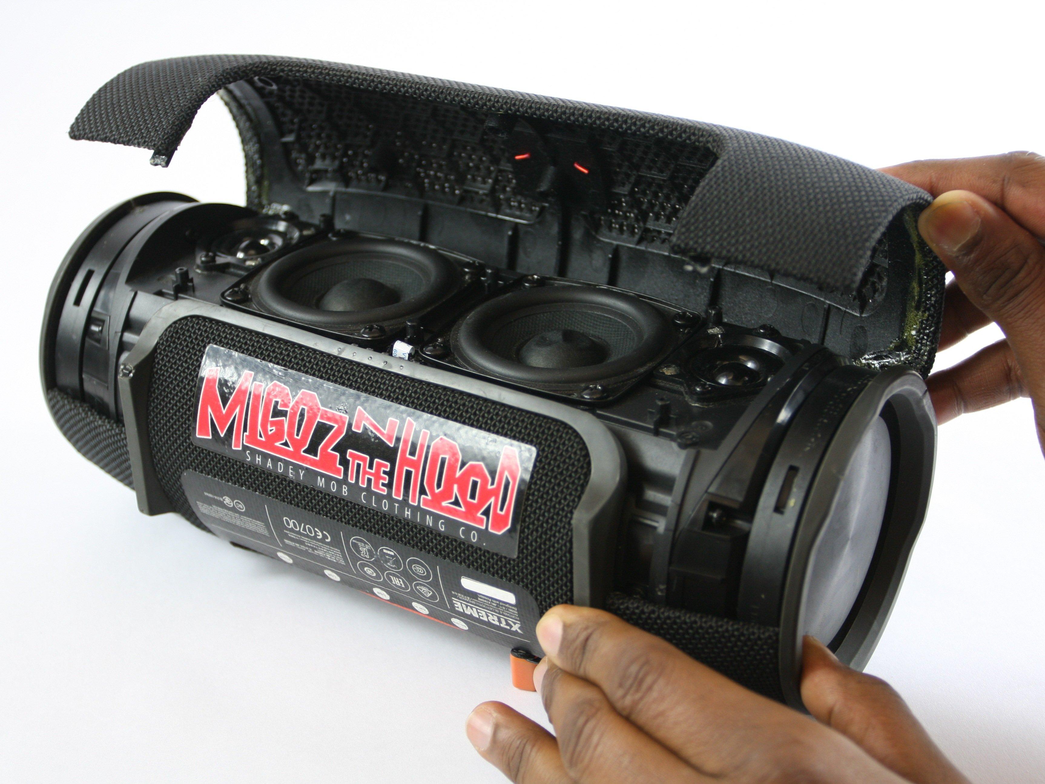 jbl xtreme bluetooth speaker manual