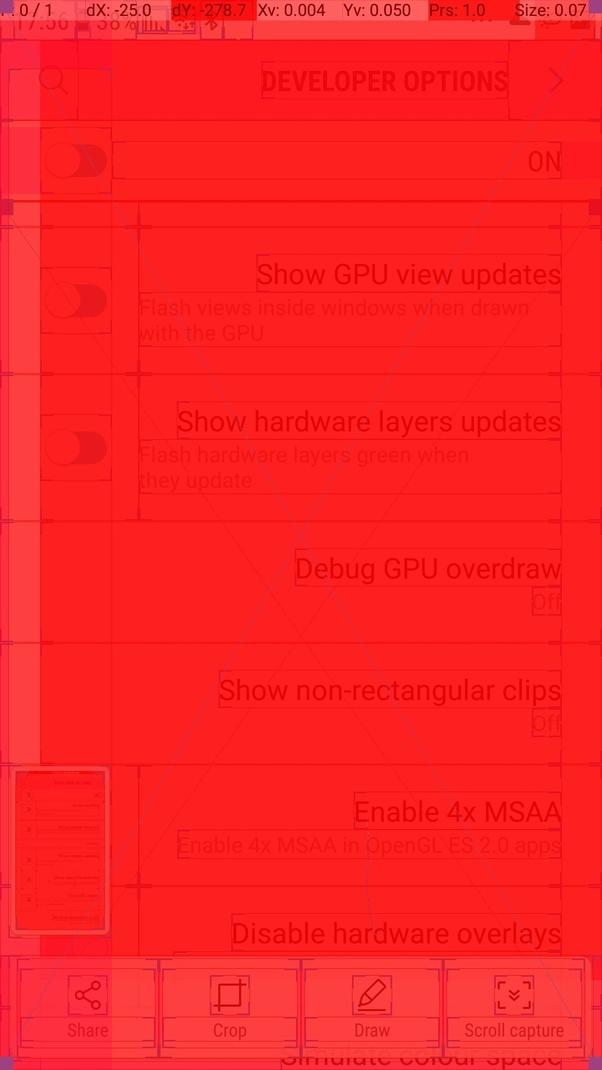 how to crash app manually