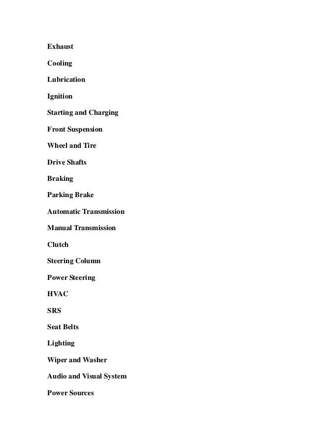 2004 toyota corolla repair manual pdf