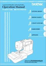 brother 1034d service manual pdf
