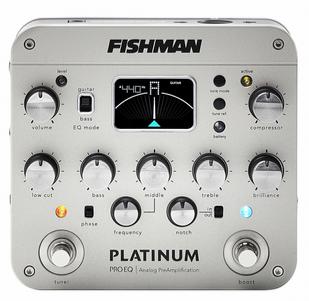 fishman platinum pro eq bass manual