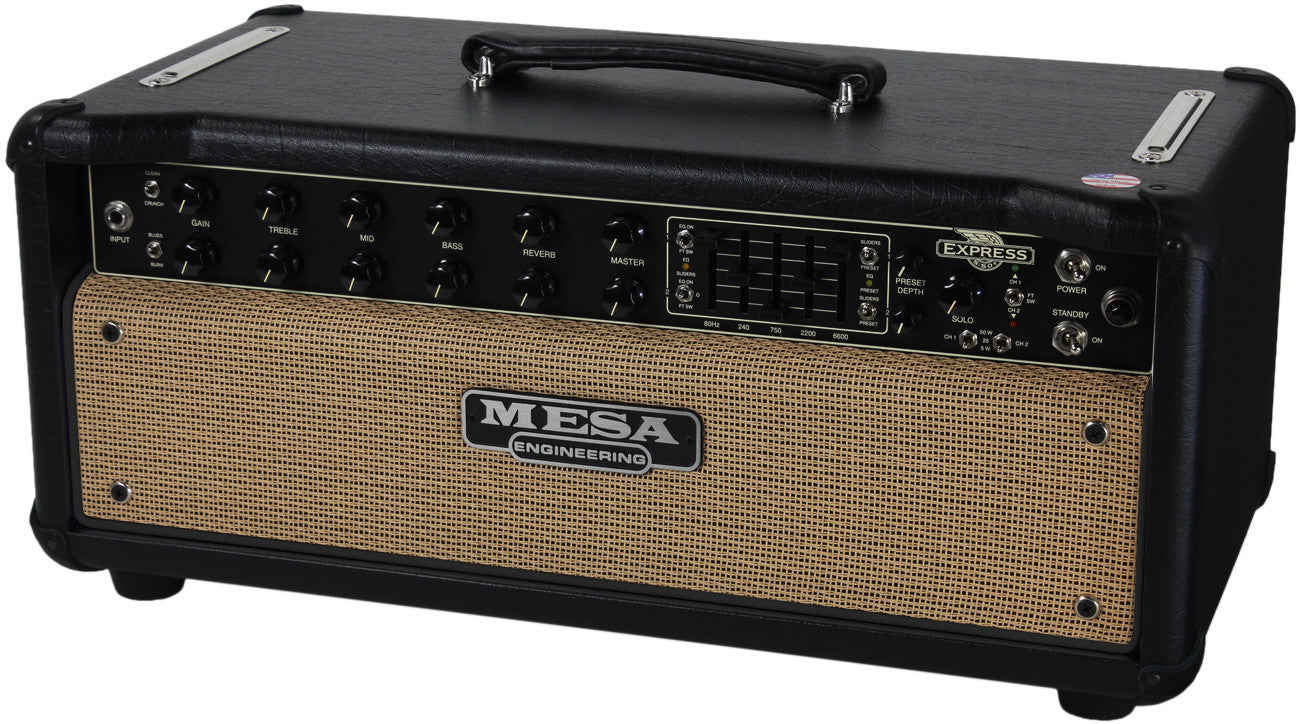 mesa express 5 50 manual