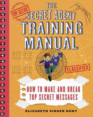 secret agent training manual pdf