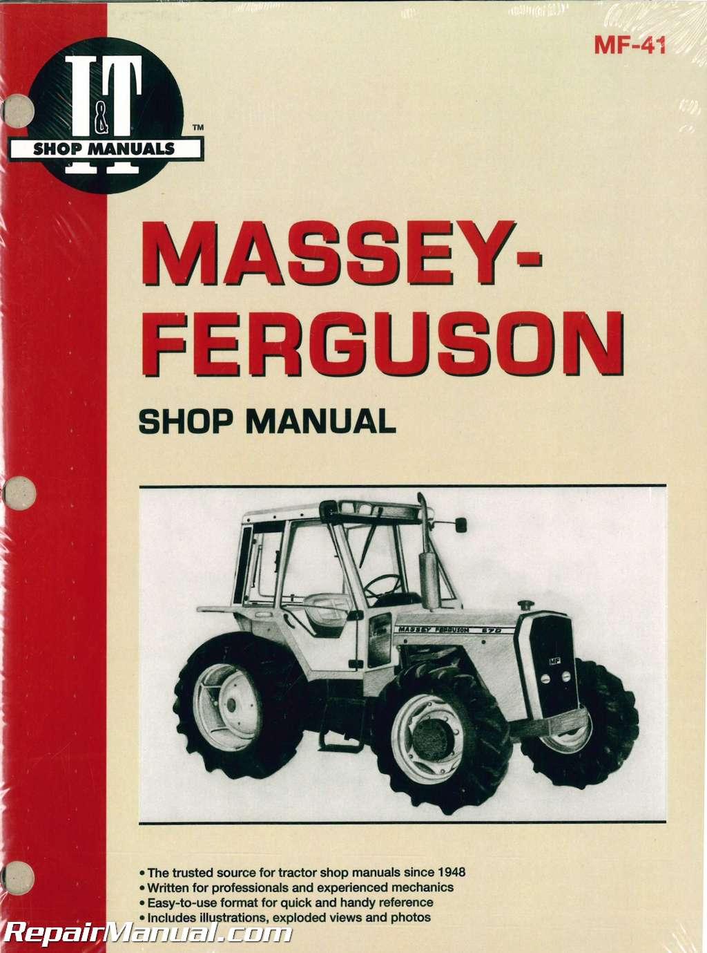 ferguson to 20 service manual