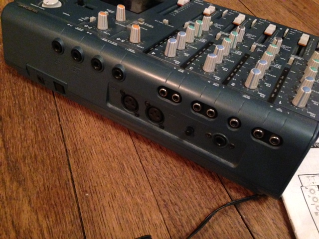 tascam portastudio 424 mkii manual