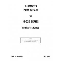 continental io 520 parts manual
