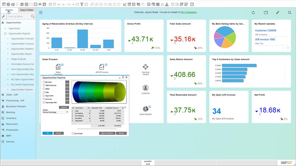 sap business one 9.2 user manual pdf