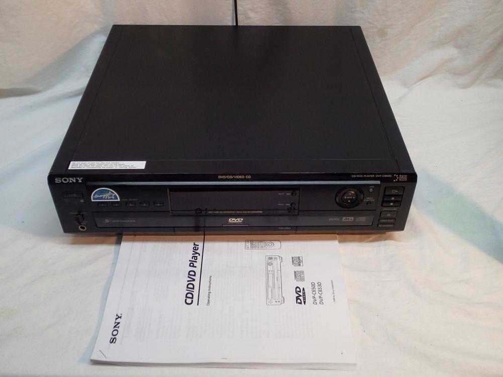 samsung 5 disc dvd player manual