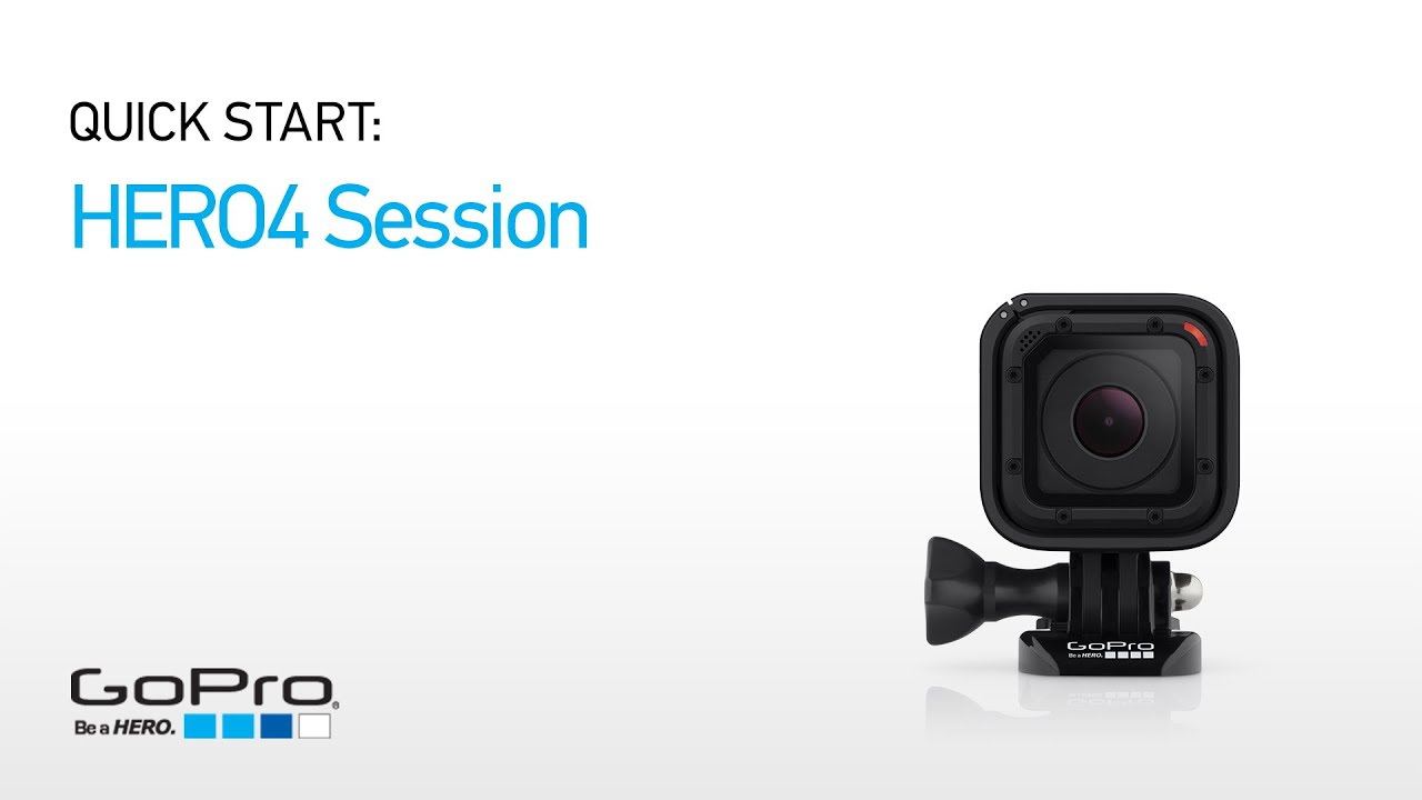 gopro hero 4 session manual