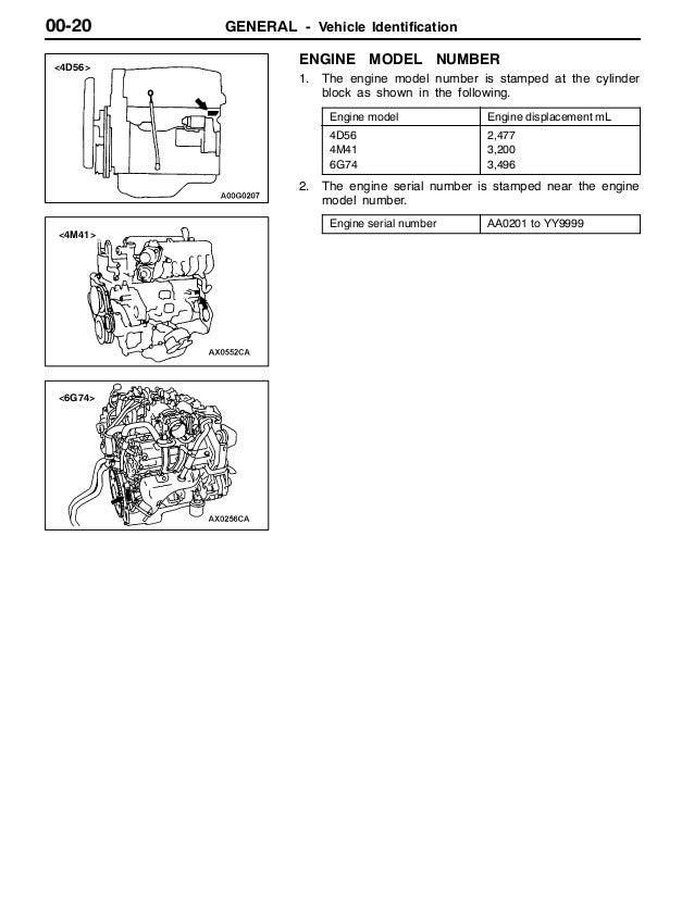 mitsubishi pajero 2016 owners manual