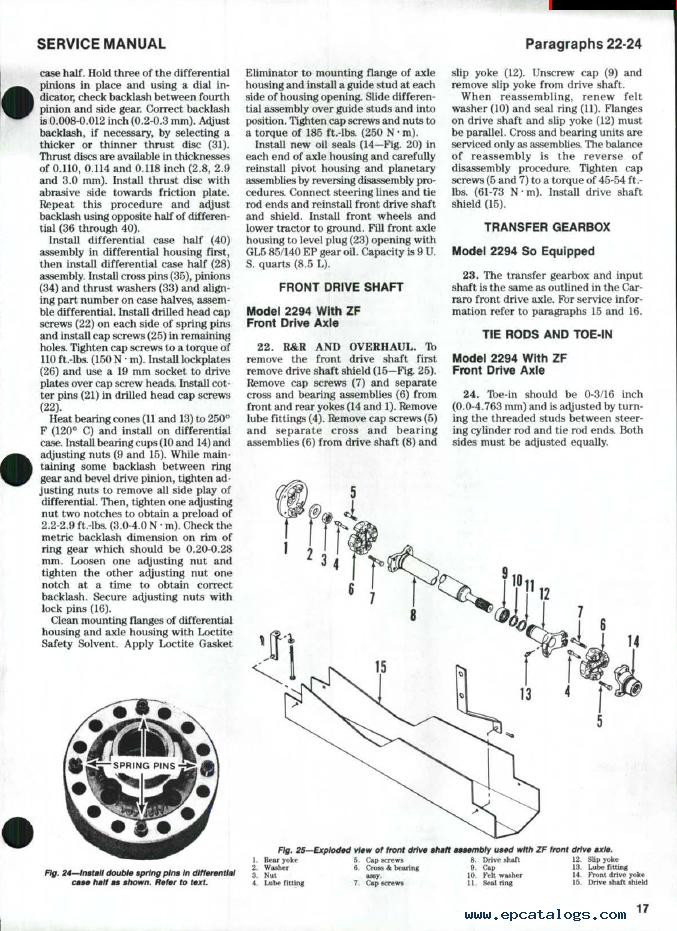 international b275 service manual pdf