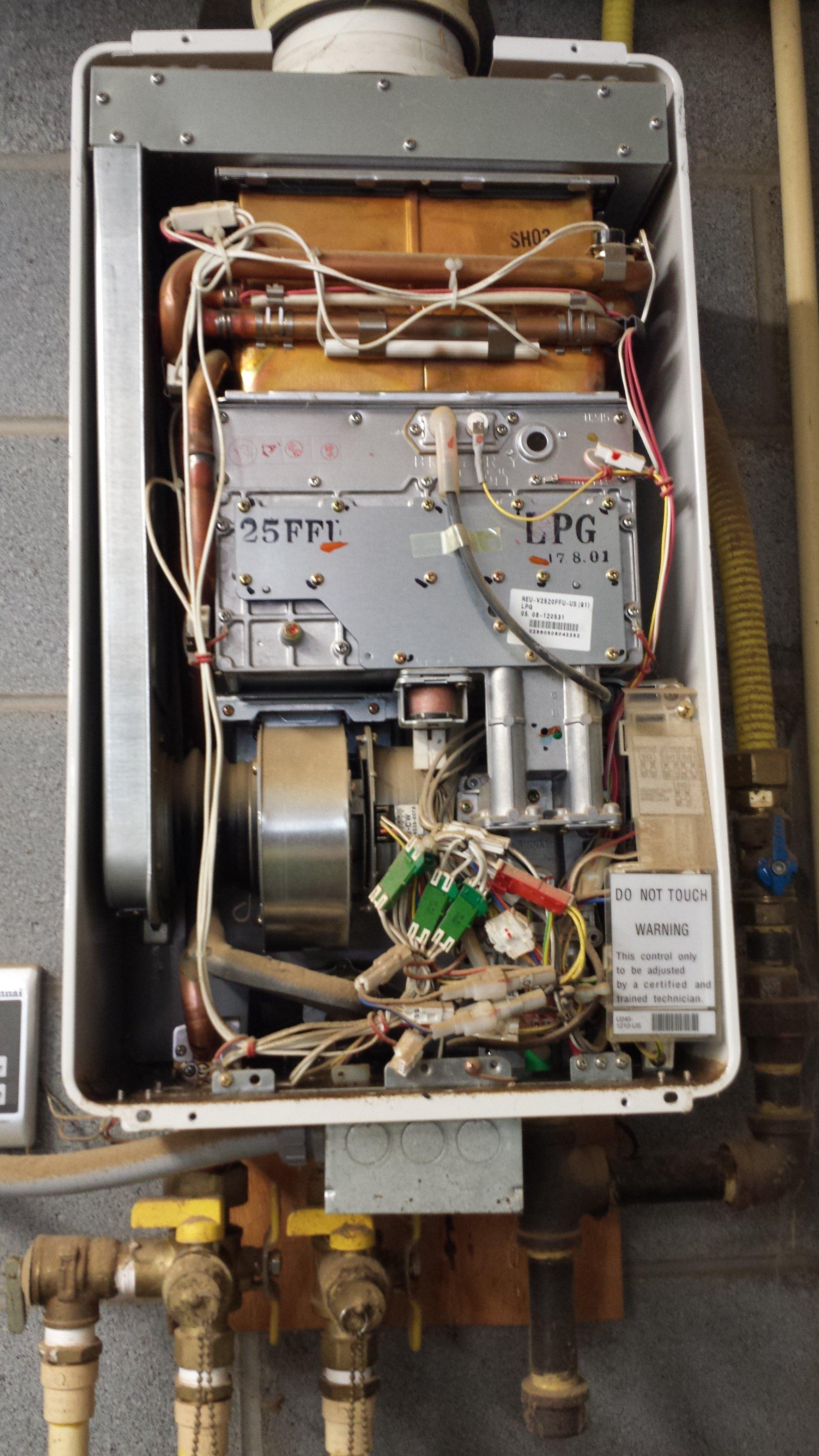 rinnai 406tr gas heater manual