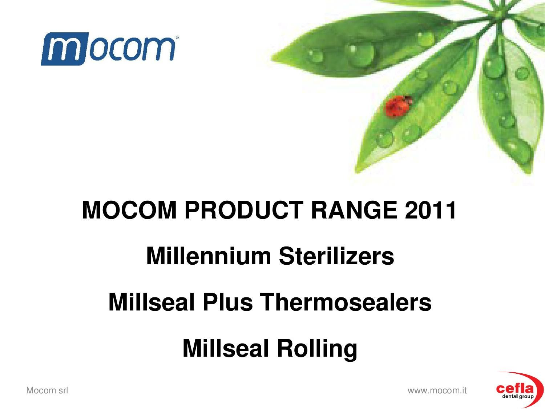 mocom millenium b+ user manual