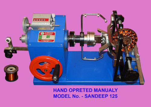 manual ceiling fan winding machine price india