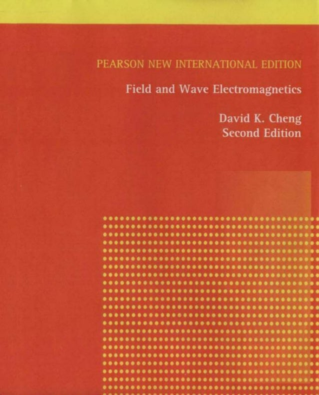 field and wave electromagnetics 2nd edition solution manual