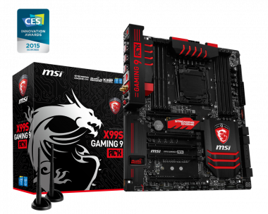 msi x99s gaming 9 ack manual
