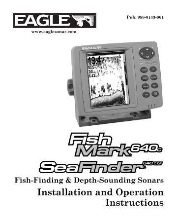 eagle fish id 128 manual
