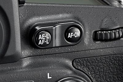 ae lock in manual mode