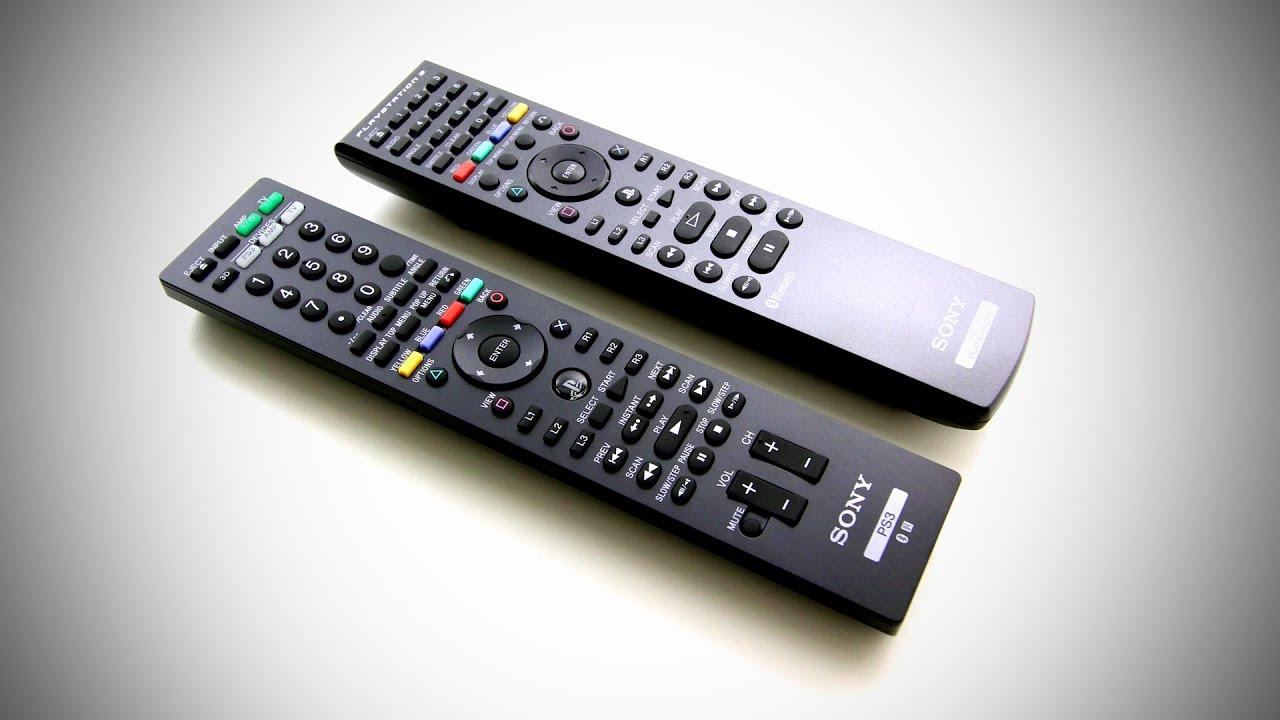 ps3 blu ray remote manual