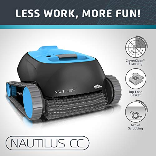 dolphin nautilus pool cleaner manual