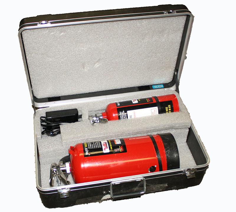 bullex fire extinguisher simulator manual