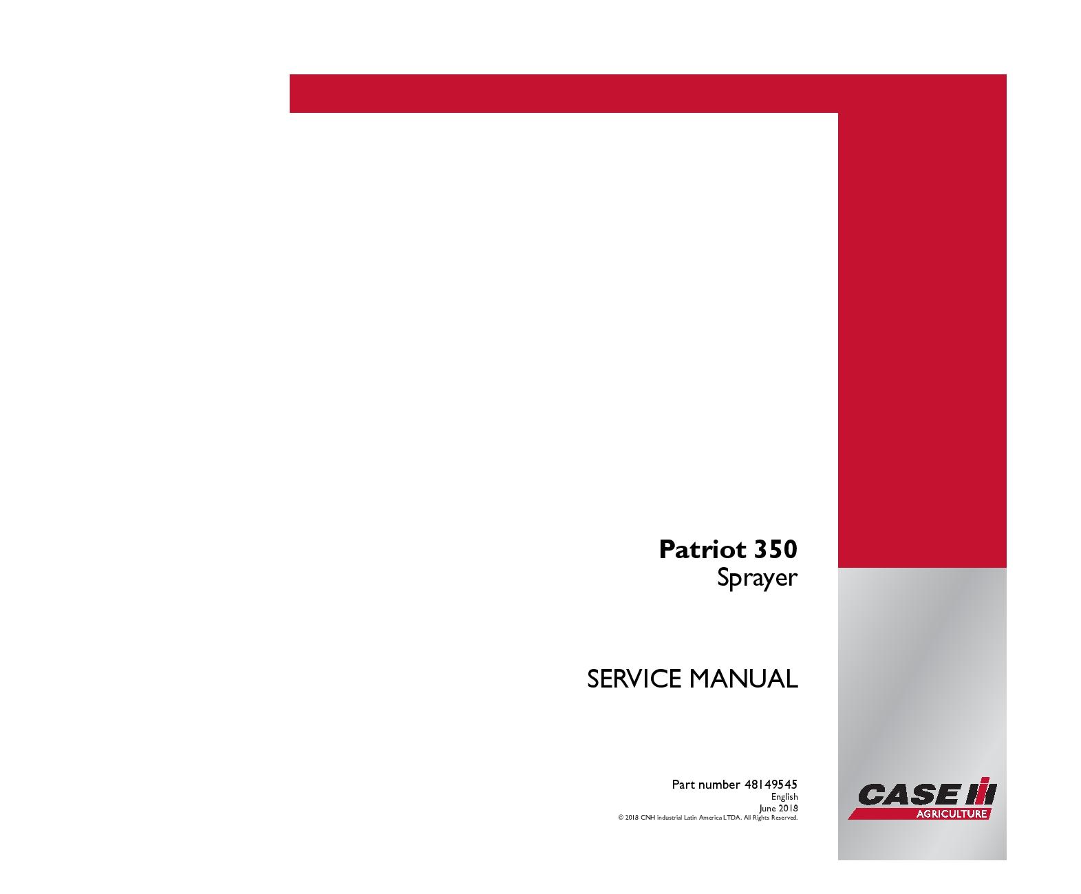 case ih service manual pdf