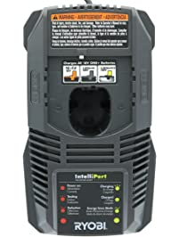 ryobi 12v battery charger manual
