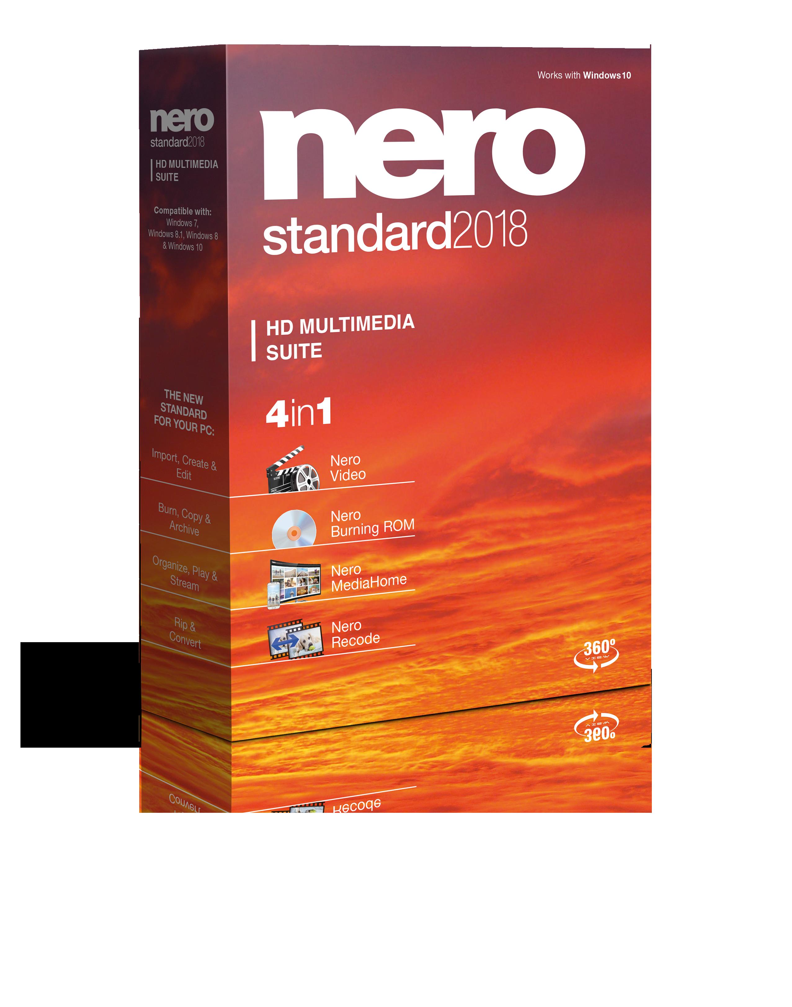 nero 2016 platinum manual pdf